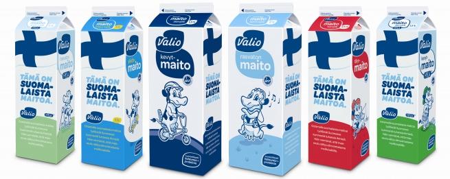 Valio запустила производство молочной продукции в Ленинградской области