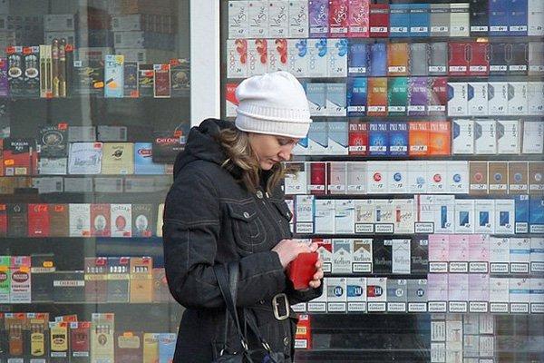 ФАС увидела в обезличенных пачках сигарет риски роста продаж нелегальной продукции
