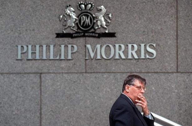 Philip Morris нарастила поставки сигарет в Россию