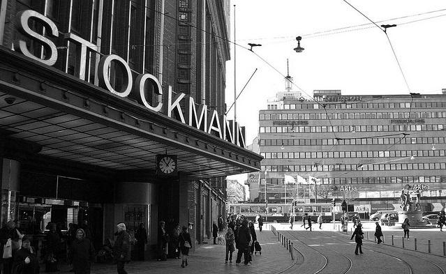 Stockmann продолжает терпеть миллионные убытки