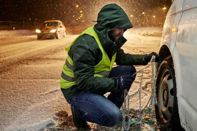 В России отмечен рост спроса на светоотражающие жилеты