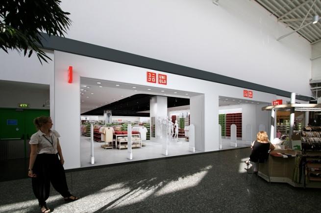 Uniqlo откроет в Москве два магазина до конца 2013 года