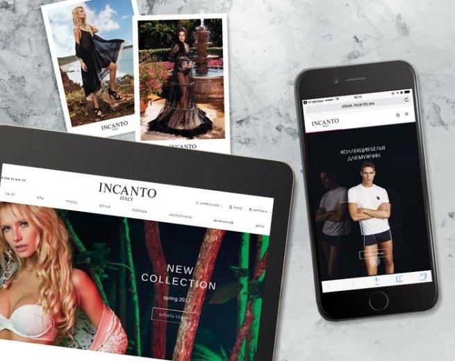 Incanto запустил собственный интернет-магазин