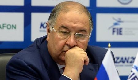 Российский бизнесмен Алишер Усманов вернет владельцу ранее купленную нобелевскую медаль
