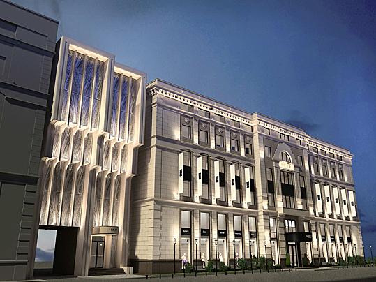 В Новосибирске откроется первый первый премиальный department store