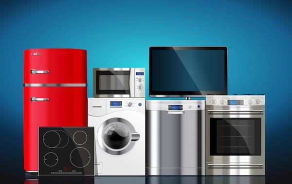 В РФ растет процент продаж бытовой техники