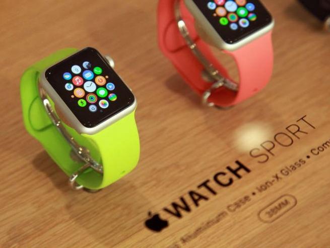 В России стартуют продажи «умных» часов Apple Watch