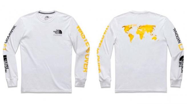 The North Face и National Geographic выпустили совместную коллекцию одежды