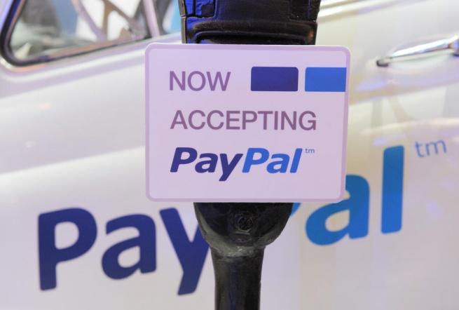 PayPal начал работу в России