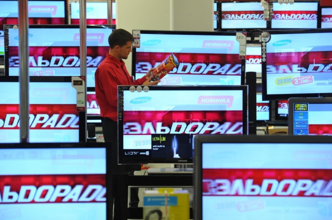 В этом году откроется десяток интернет-гипермаркетов «Эльдорадо»