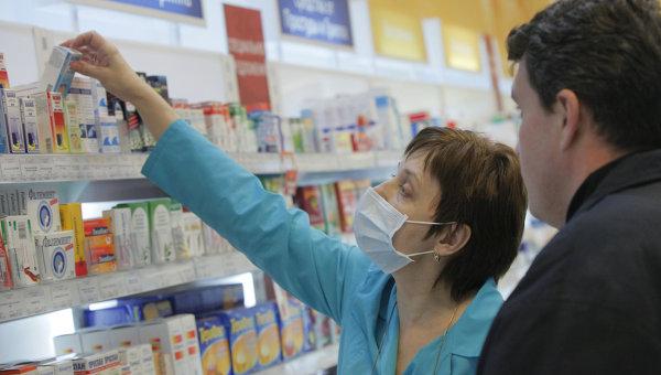 Аптеки увеличили продажи лекарств против гриппа на 45%