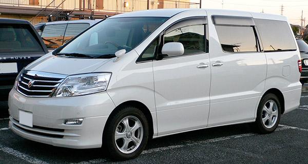 В России стартовали продажи автомобиля Toyota Alphard