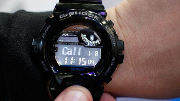 Casio выпустит смарт-часы через год