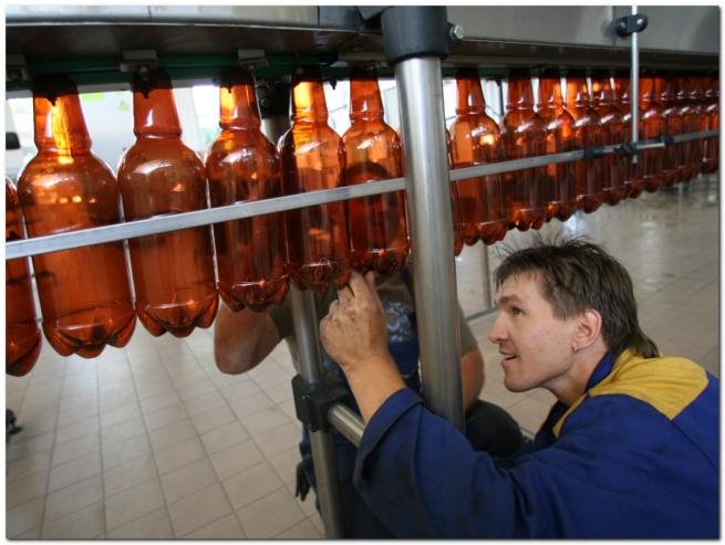 Власти запретили выпускать пиво в пластике более 1,5 л