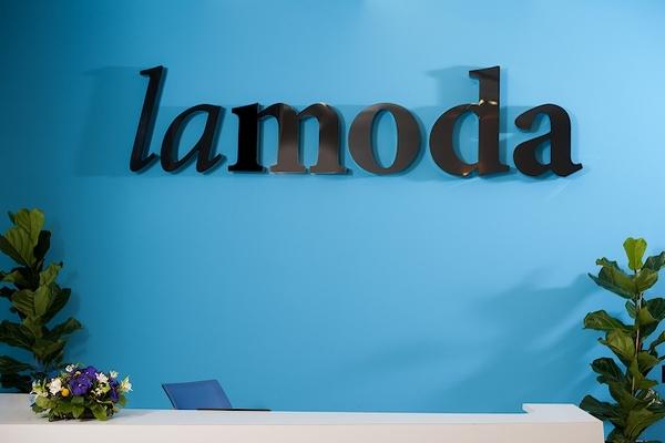 Lamoda выходит в офлайн