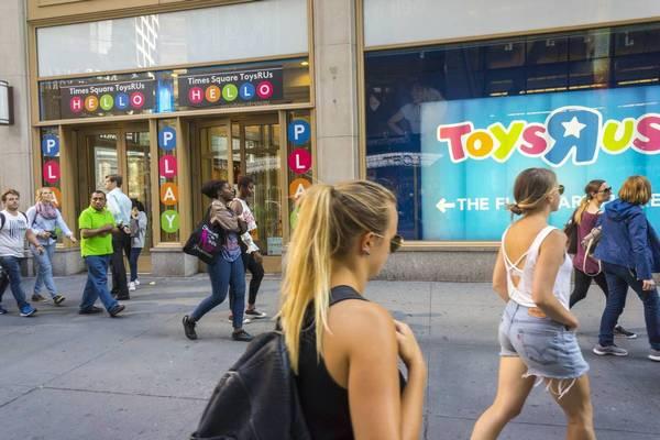 Toys «R» Us проведет масштабное сокращение для выхода из банкротства