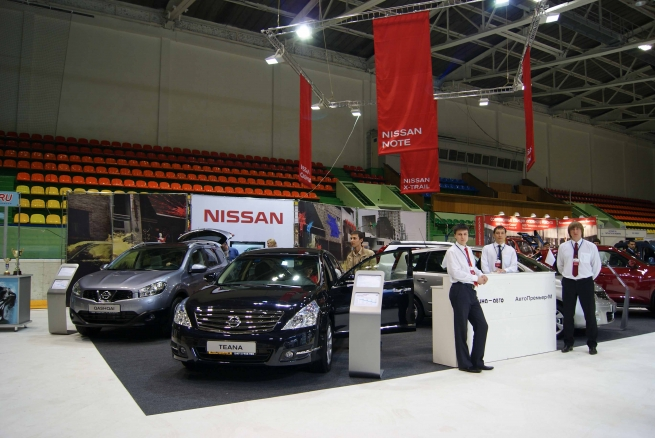 Nissan повысит цены в России с 8 декабря