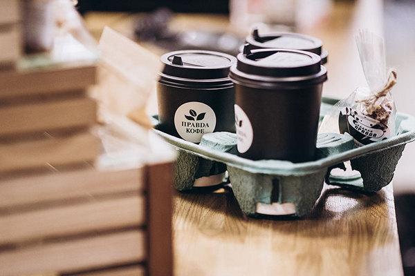 Московская «Правда» начала разливать кофе в регионах