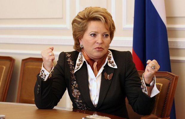 Матвиенко выступает за полный запрет ввоза ГМО в Россию