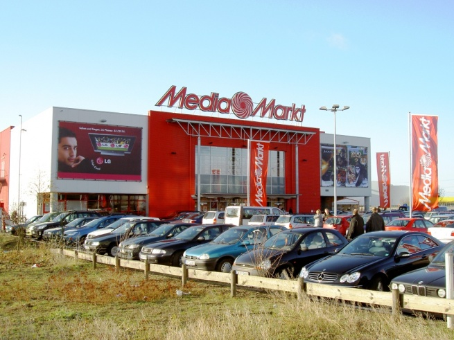В Красноярске откроется Media Markt