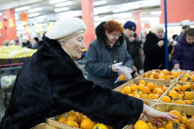 Власти Подмосковья планируют развивать сеть социальных магазинов «Ветеран»