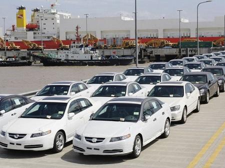Импорт машин в Россию с января 2014 г. снизился на 8,5%