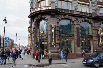 ed166d7d3f04 Исследование  Вакантность площадей в ТЦ Петербурга остается на уровне 3,8%