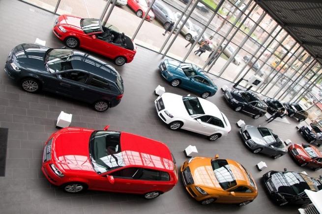 Россия заняла второе место по продажам легковых автомобилей в Европе