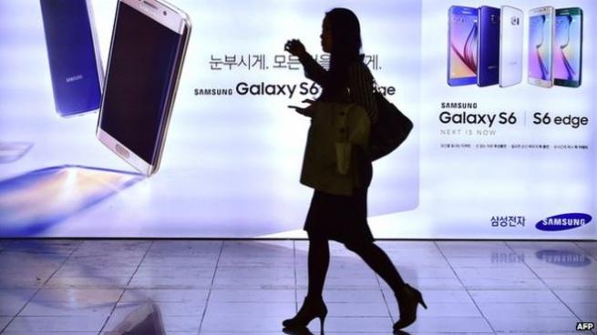 Apple и китайские компании продолжают теснить Samsung