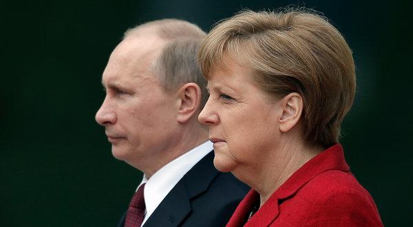 Немецкие компании страдают от санкций против России
