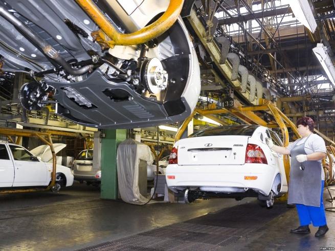 Убыток Renault от участия в «АвтоВАЗе» увеличился в 5,5 раза