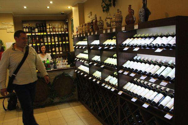 Винным заводам могут разрешить повысить градус вина