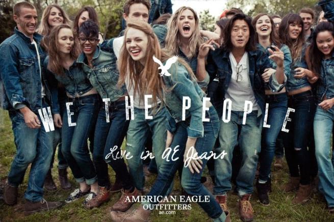 American Eagle Outfitters смог получить рекордную выручку в 919$
