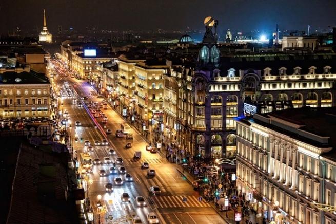 Рынок стрит-ритейла в Санкт-Петербурге начал восстанавливаться