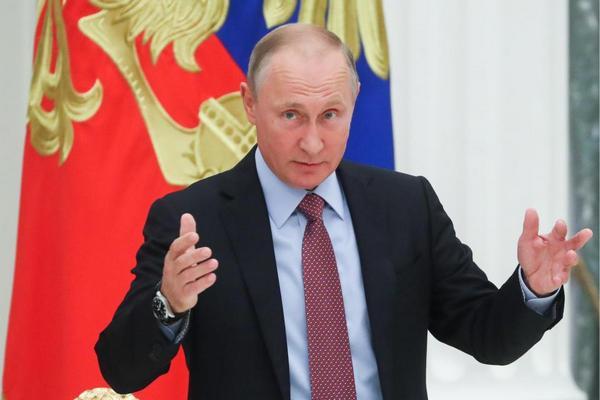 Путин продлил запрет на транзит украинских товаров через Россию на полгода