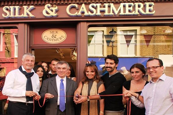 Сеть магазинов Silk&Cashmere выходит на российский рынок