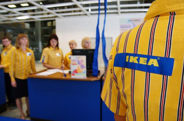 IKEA отметила перспективность московского рынка