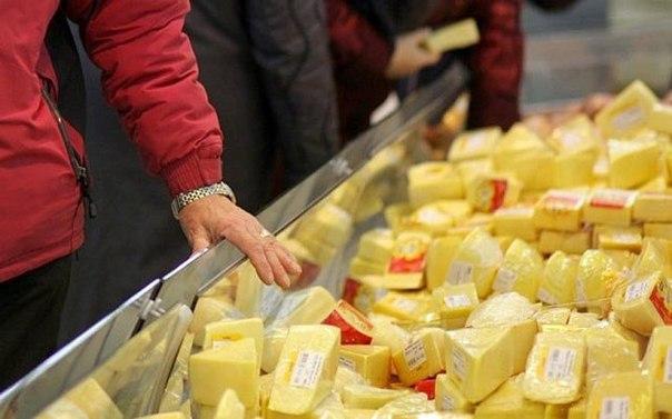 Жителей Подмосковья предупредили об опасном для здоровья сыре из Удмуртии