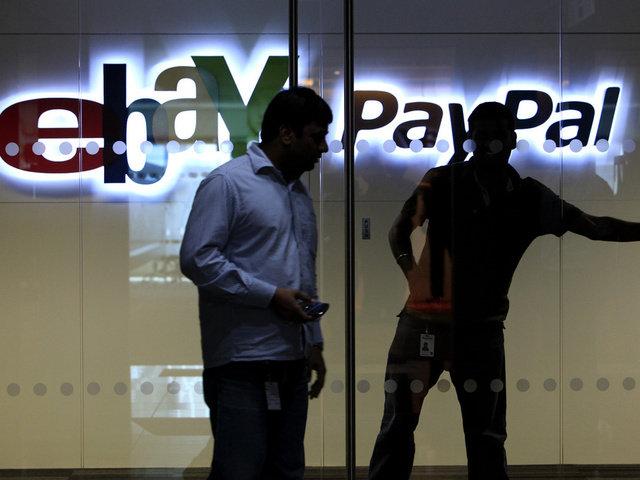Капитализация PayPal в разы превысила стоимость eBay
