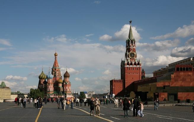 Мосгордума предлагает запретить торговлю на Красной площади