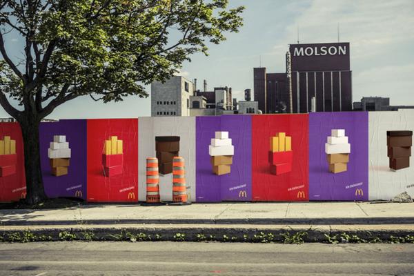 McDonald's обыграла в рекламе традицию жителей Квебека переезжать 1 июля