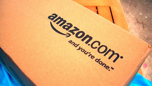 Компания Amazon запатентовала инновационный способ доставки