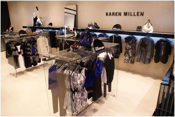 Karen Millen закрыла магазины в Новосибирске, Екатеринбурге и Красноярске