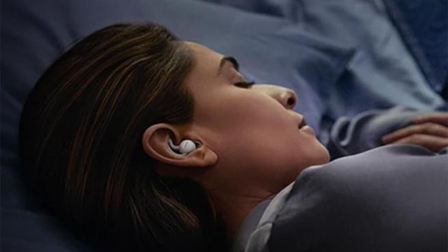 Созданы беспроводные наушники для крепкого сна SleepBuds