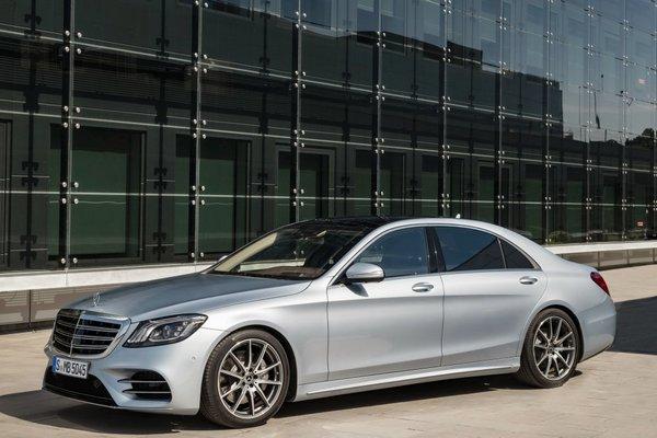 С-класс от Mercedes-Benz признан самым надежным среди автомобилей с пробегом