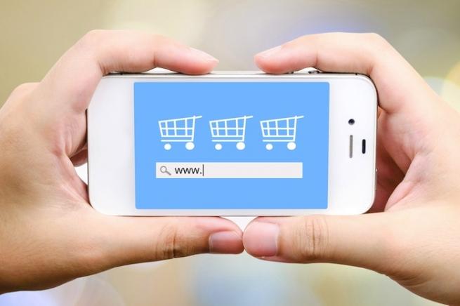 В Великобритании растет доля покупок через мобильные устройства