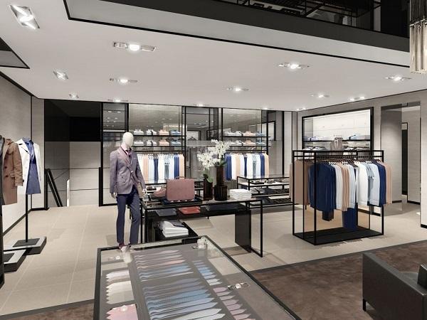 38491712ae1 Магазин Hugo Boss открылся в ТРЦ «Галерея» в Петербурге - New Retail
