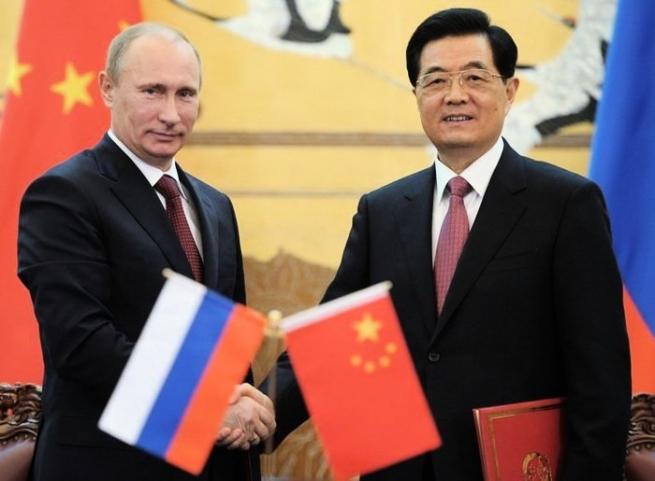 Торговый оборот между Китаем и Россией сократился на 36,4%
