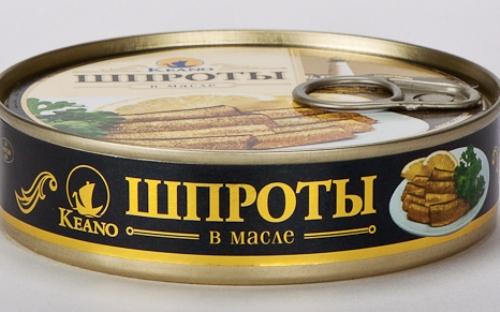 Российские компании могут остановить производство шпрот