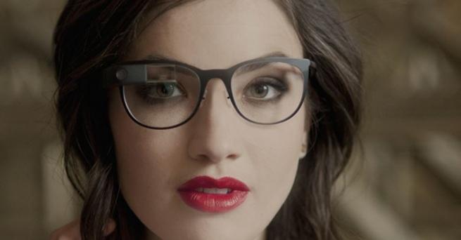 Google сделал оправы для Glass